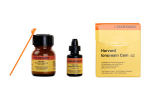 Harvard Ionoresin Cem LC 15 g + 10 ml