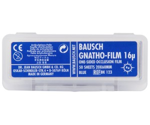 Folia Gnatho-Film Bausch BK 123