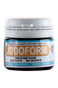 Jodoform 10 g Chemidental