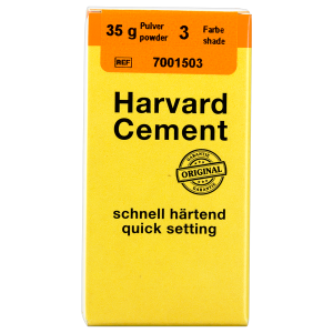 Harvard Cement QS powder 35 g