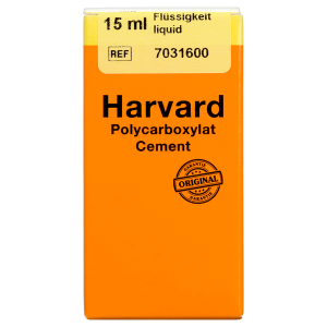 Harvard Polycarboxylat Cement liquid 15 ml