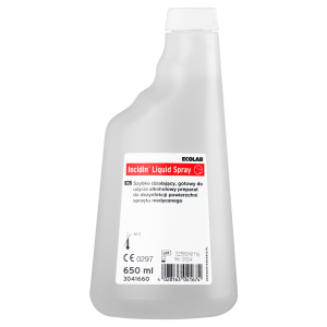 Incidin Liquid spray butelka 650 ml