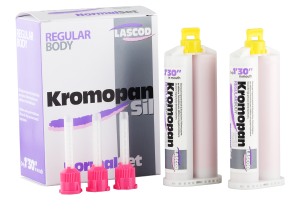 Kromopan SIL A-silicone Regular Body 2 x 50 ml