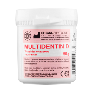"Multidentin ""D"" 50g"