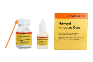 Harvard Inoglas Cem 35 g + 20 ml