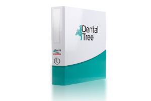 Segregator A4 75 mm z logo DentalTree